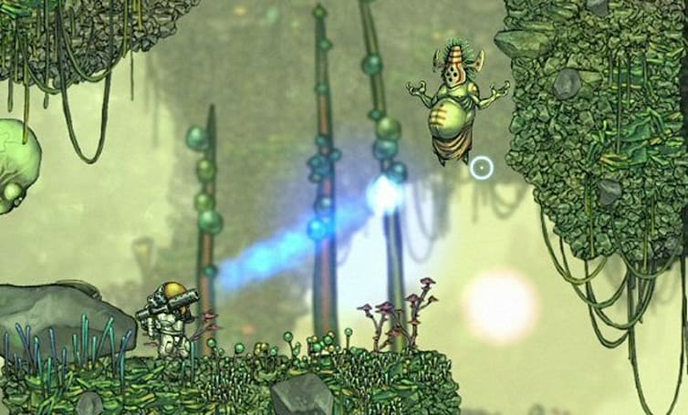 Indie title 'Capsized' shows off gameplay; tipping onto XBLA, PC in 2010