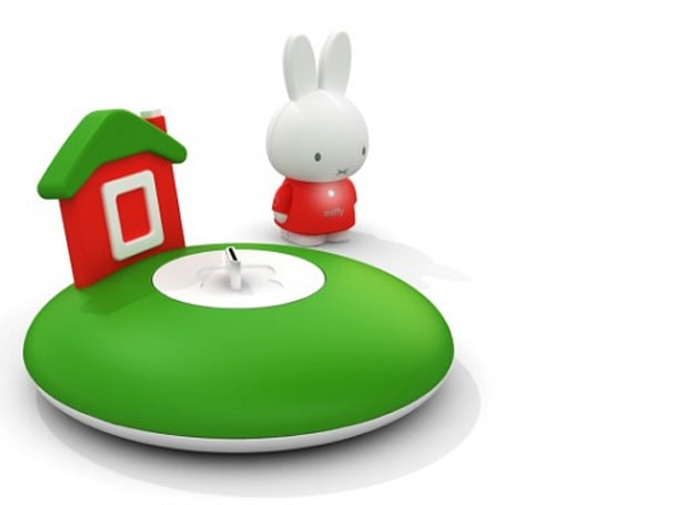 Miffy MP3 player is so cute, it breaks our evil, black hearts
