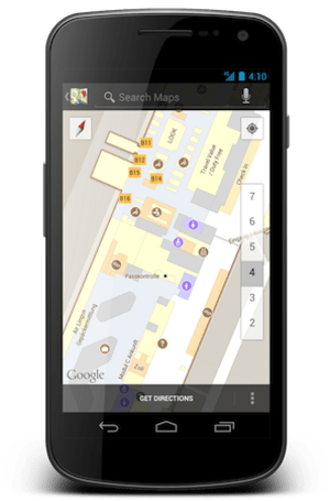 Google brings indoor Maps to Germany, says more Euro expansion to come