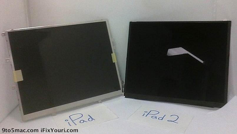 iPad 2 display leaked? (updated)