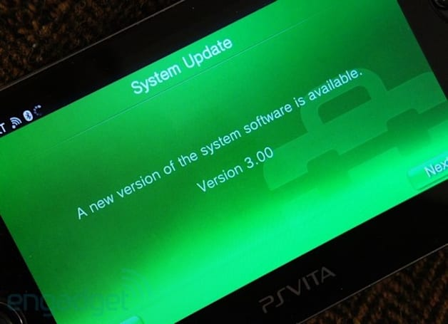 Sony updates PlayStation Vita to let it remotely play PS4 games (video)