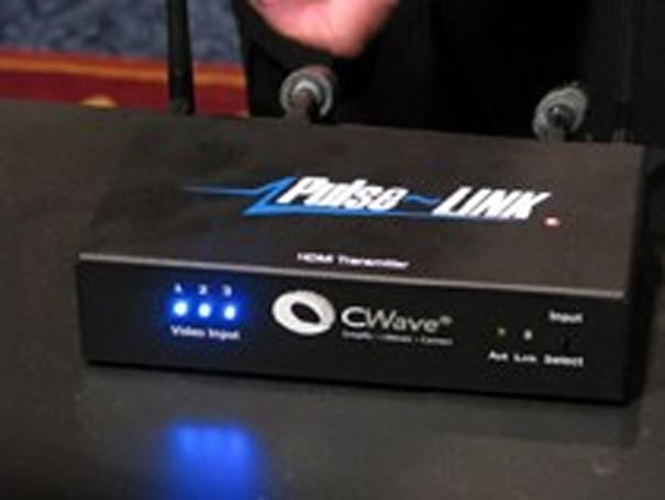 Pulse~LINK's UWB-based CWave wireless HD tech gets DCP approval