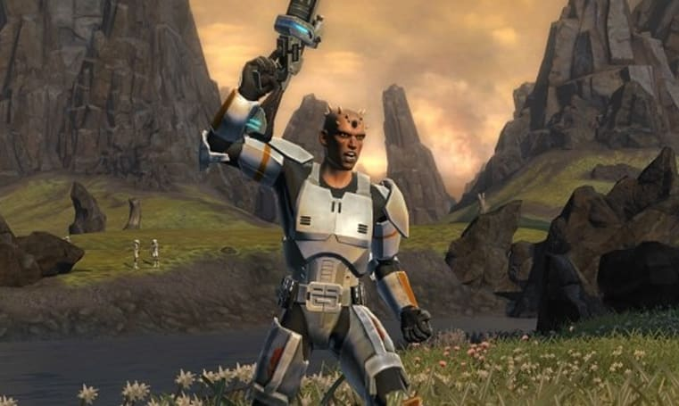 SWTOR's Georg Zoeller salutes the Trooper class