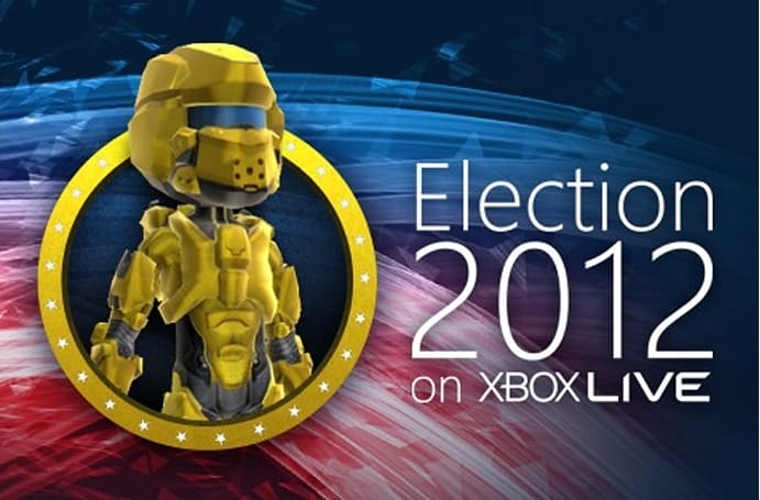 Watch election coverage on Xbox Live, get avatar armor