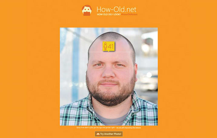 Microsoft thinks it can guess your age using facial recognition