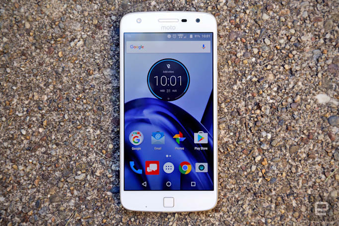 Motorola's new Moto Z Play is cheaper, but not compromised