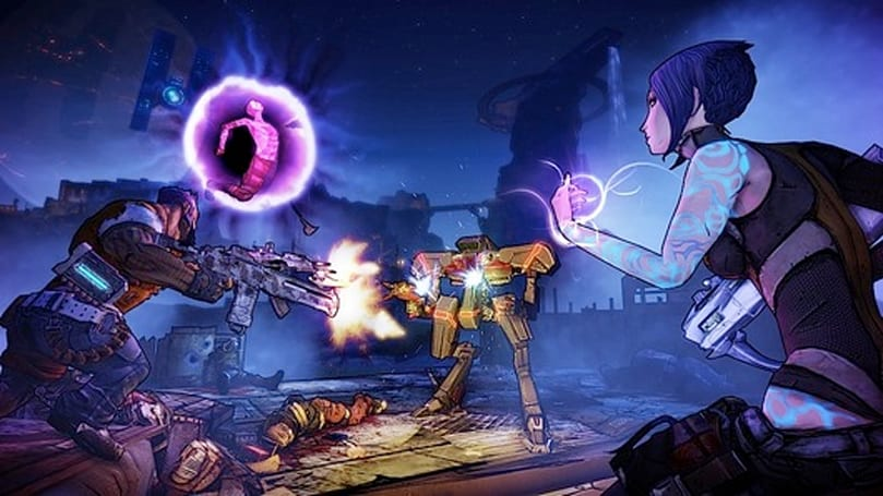 Each Borderlands DLC pack was made in eight weeks