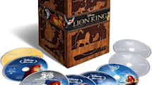 Disney's The Lion King, Beauty and the Beast show up for preorders in Blu-ray, 3D boxed sets