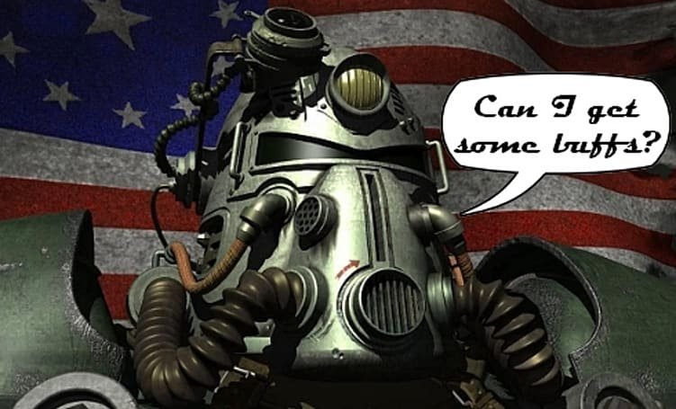 Interplay trying to gather funds for Fallout MMO