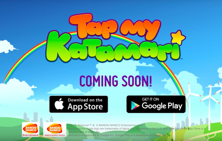 'Katamari Damacy' making clicky comeback on iOS and Android