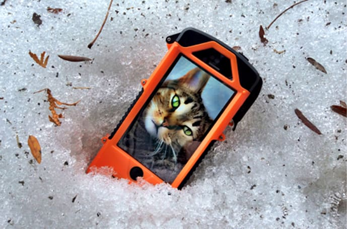 Oh the places you'll go with the SnowLizard SLXtreme 5 case