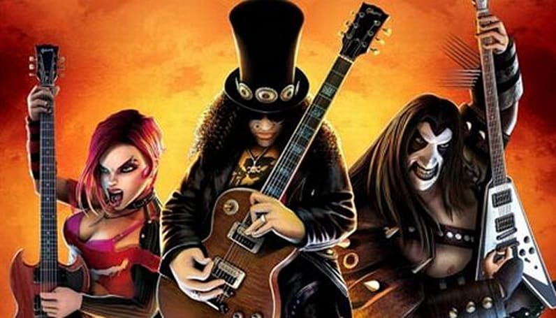 Slash looks back at working with Activision on Guitar Hero