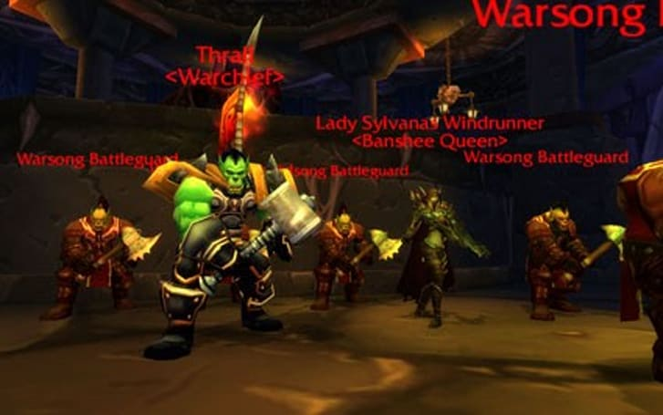 The state of the Horde and the Alliance