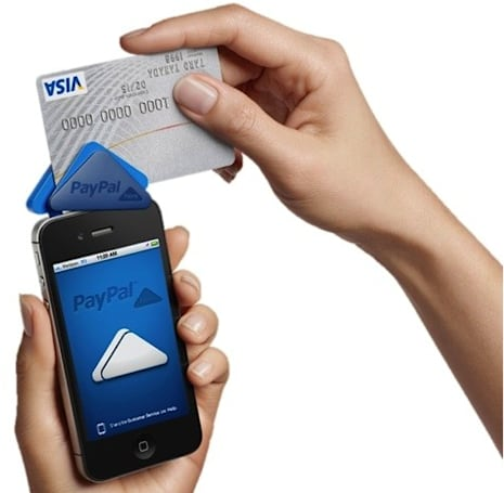 PayPal Here goes on sale at AT&T stores: like a one-stop shop for account hiccups