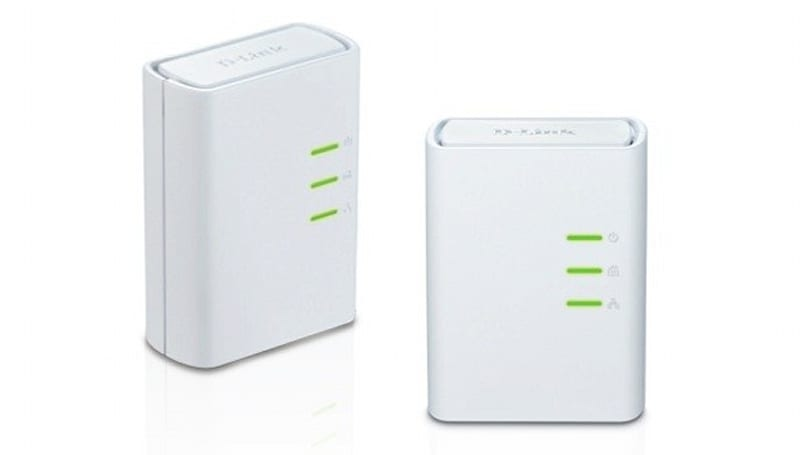 D-Link PowerLine AV+ Mini Adapter kit keeps wired networks as subtle (and cheap) as possible