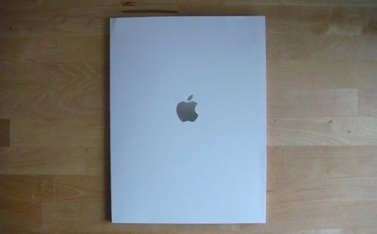 Unboxing... an Apple job offer