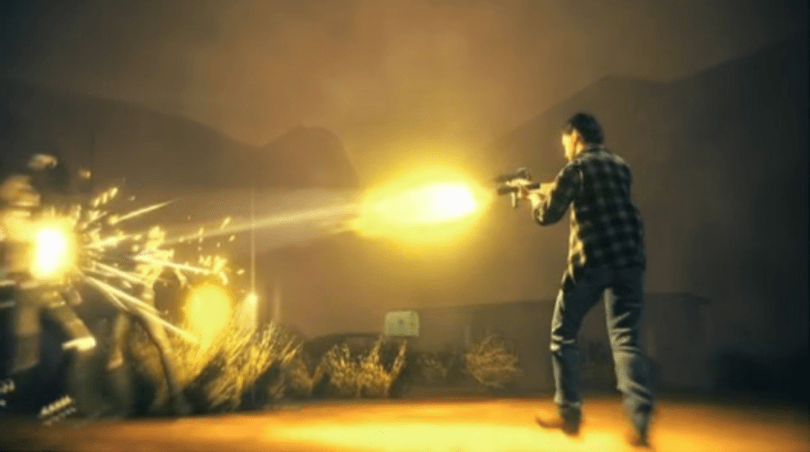 Alan Wake's American Nightmare is a spooky XBLA battle between light and dark