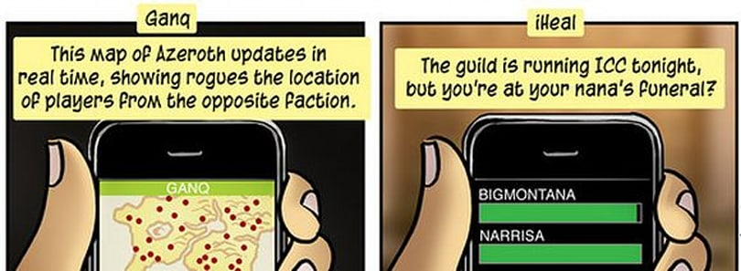 Penny Arcade: The (WoW) Appocalypse