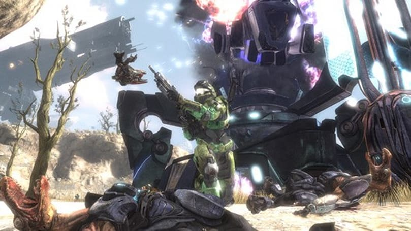 Halo: Reach launch festivities detailed by Microsoft