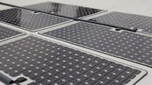 """Lumeta's """"peel & stick"""" solar panels can blanket a roof in under 35 minutes"""