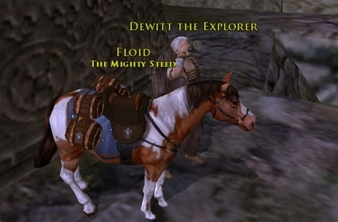 The Road to Mordor: The Adventures of Floid & Dewitt in LotRO