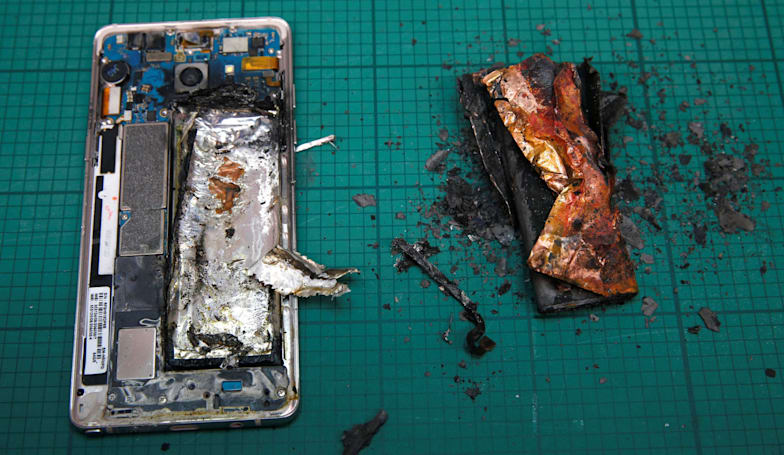 Samsung's US reputation plummets after Note 7 mess