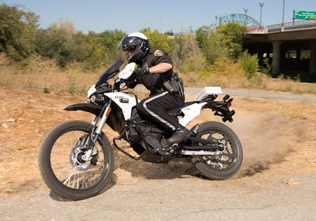 Zero Motorcycles' new e-bikes can last 185 miles on a single charge