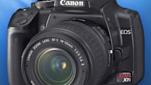 Canon gets official with their 400D / Rebel XTi DSLR for Photokina