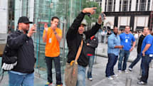 Apple unleashes iPhone 3G S on well-prepared US public (with video!)