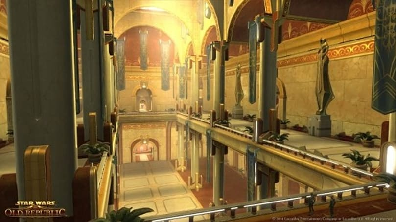 Star Wars: The Old Republic releases server details