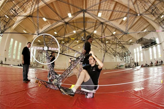 NAA verifies new US record for human-powered helicopter flight (video)