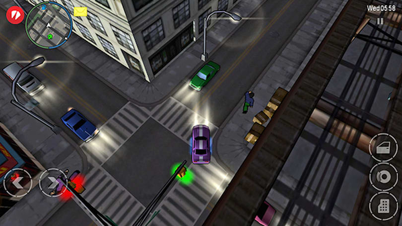 Grand Theft Auto: Chinatown Wars updated on iOS, out now on Android