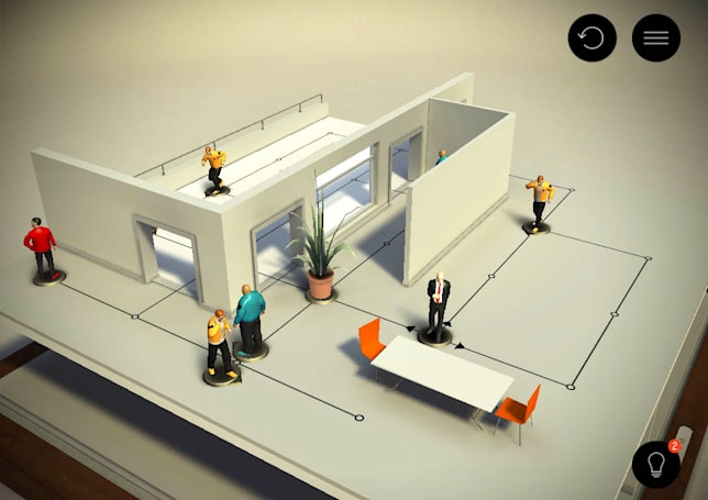 Play 'Hitman Go' on Gear VR and Oculus Rift tomorrow