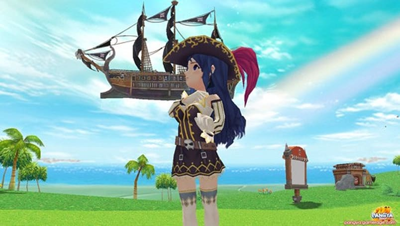 Pangya Tomahawk players can win in-game rewards in Treasure Hunt event