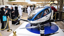 Passenger drones will begin flying over Dubai this summer