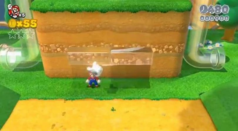 Super Mario 3D World doesn't herald end of Super Mario Galaxy, assures Miyamoto