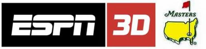 ESPN 3D is bringing five days of Masters coverage in April