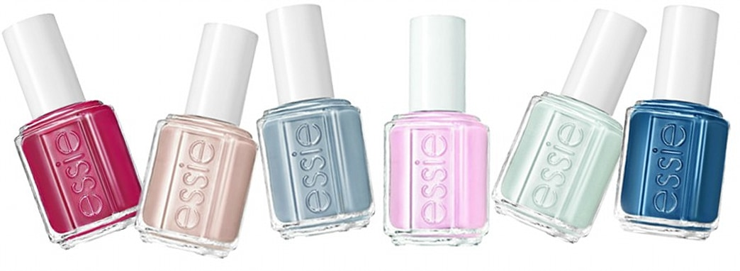 Giveaway: essie's spring 2014 collection just in time for Easter