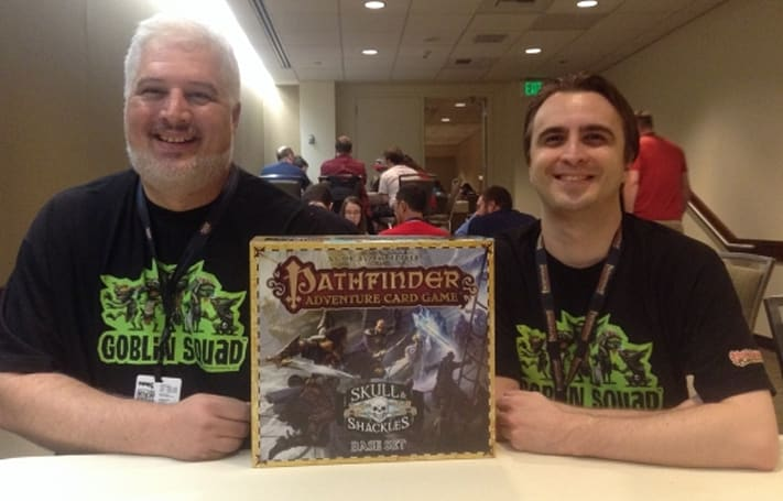 PAX Prime 2014: Paying a premium for Pathfinder Online