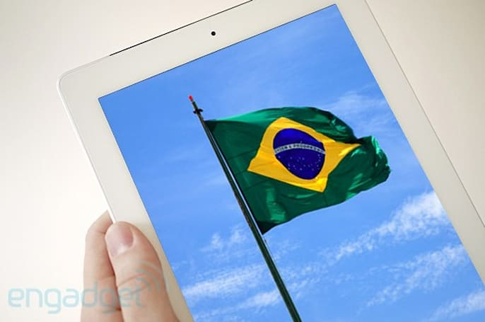 Report: Foxconn's Brazil factory ready for business, will begin shipping iPads in December