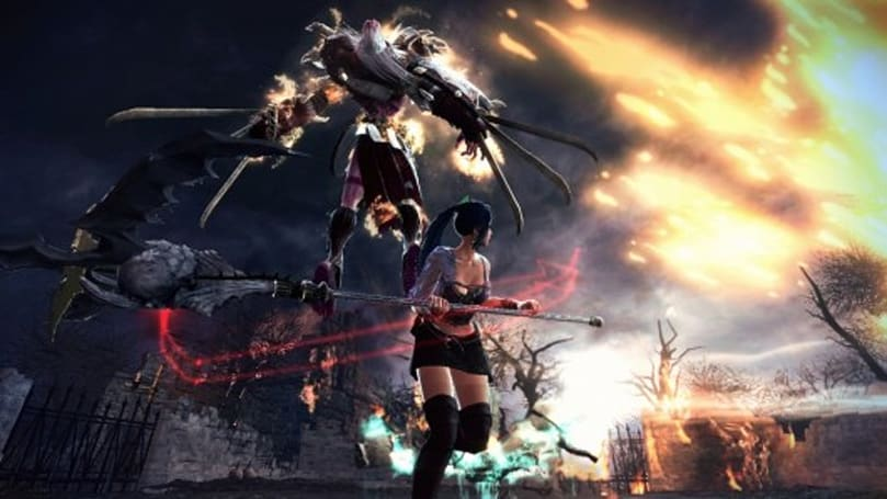 Vindictus hails to the Blood Lord on January 19th
