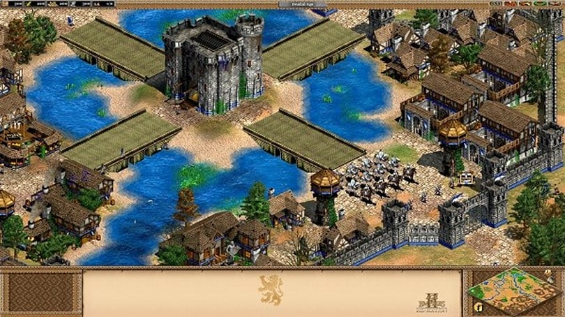 Age of Empires 2 HD heading to Steam on April 9
