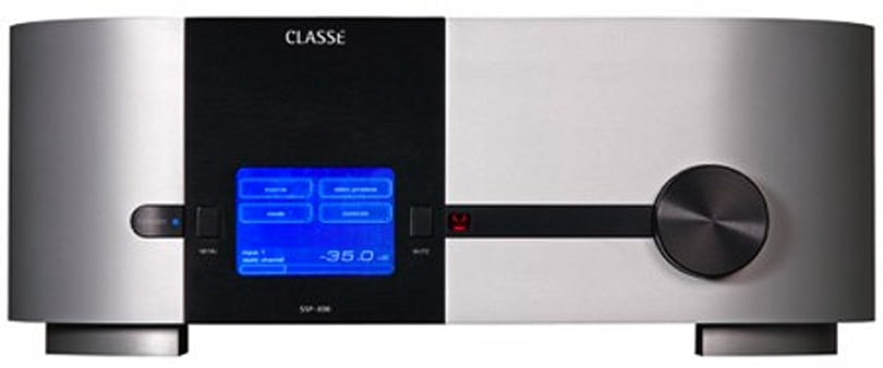 Classé SSP-800 AV pre/pro ships, sans video processing and lossless support
