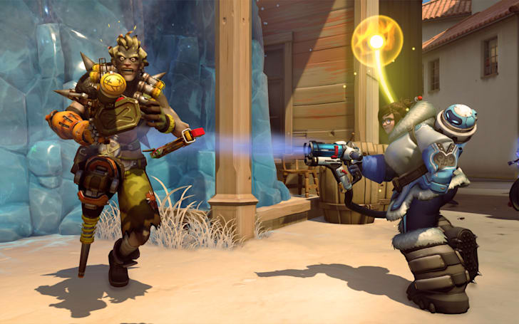 Play 'Overwatch' for free all next weekend