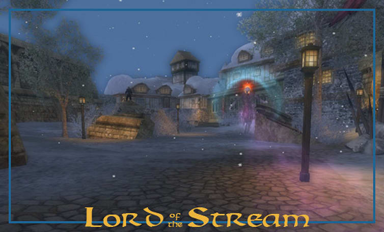 The Stream Team: Making mischief with a Protector soldier in LotRO