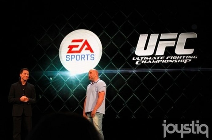 THQ sues EA, UFC: EA fed inside info to UFC owner, THQ says