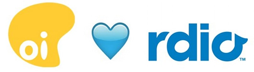 Rdio gets rechristened 'Oi Rdio' while vacationing in Brazil, has plans to visit Germany and Australia