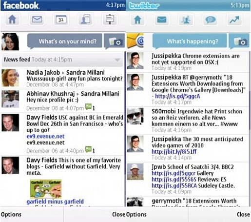 Nokia Messaging for social networks hits beta, brings Twitter, and leaves out the N900