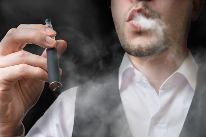 Teens love vaping, much to the Surgeon General's horror