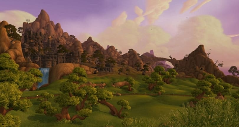 World of Warcraft examines the art of designing proto-Nagrand